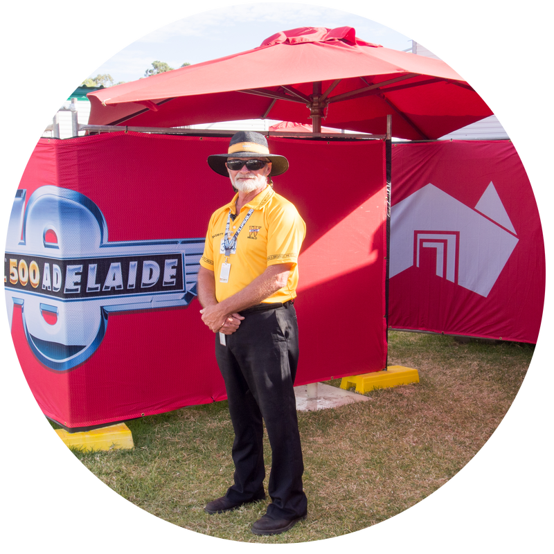 Event staffing and security adelaide